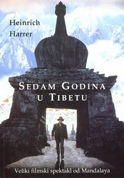 SEDAM GODINA U TIBETU - veliki filmski spektakl od Mandalaya